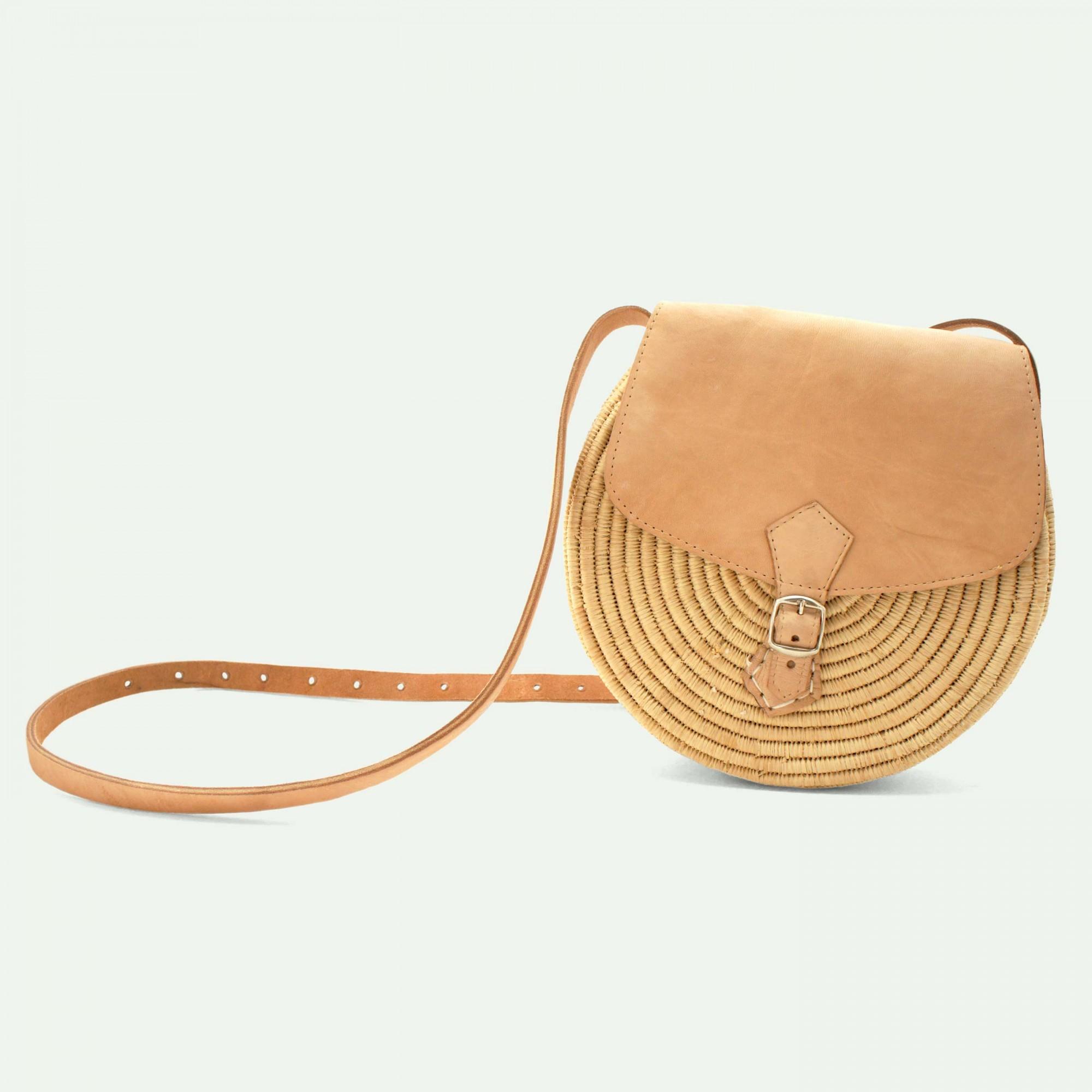 1e80d1b0036 wicker handbag - front